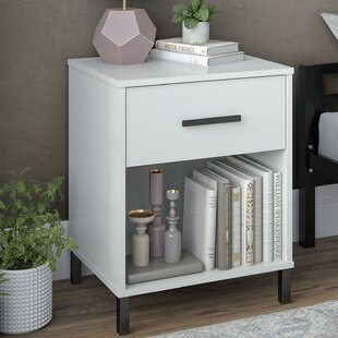 Politte 1 Drawer Nightstand