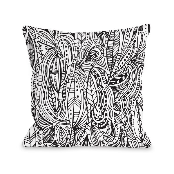 Madison Throw Pillow by One Bella Casa