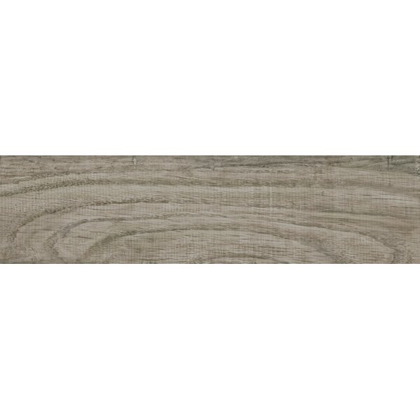 Vivaldi 6 x 24 Porcelain Wood Tile in Winter by Lea Ceramiche