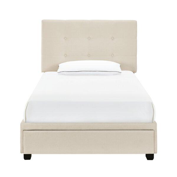 Sohail Storage Platform Bed by Winston Porter
