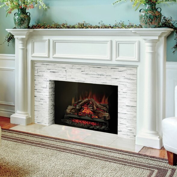 Napoleon Woodland Electric Fireplace Insert Amp Reviews