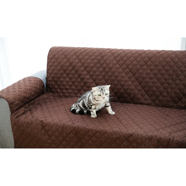 Pet T-Cushion Sofa Slipcover by Tucker Murphy Pet