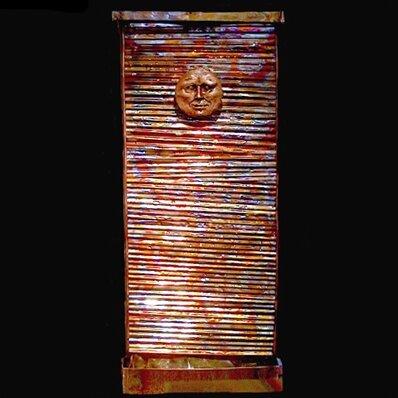 Zen Copper/Metal Fountain by Harvey Gallery