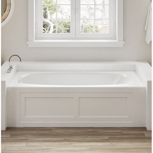 Amiga 72 x 36 Skirted Air Bathtub by Jacuzzi®
