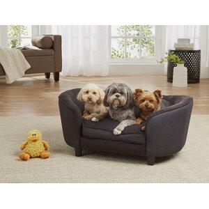 Hudson Dog Sofa with Cushion