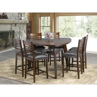 Tisdale 7 Piece Pub Table Set By Red Barrel Studio