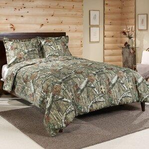 camouflage bedroom set. 3 Piece Reversible Comforter Set Camo Bedding Sets You ll Love  Wayfair