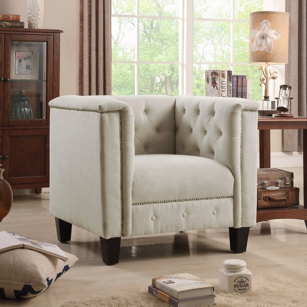 Broughtonville Armchair by Willa Arlo Interiors Willa Arlo Interiors