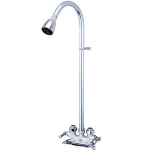 Find for Double Lever Handles Shower Faucet By Central Brass