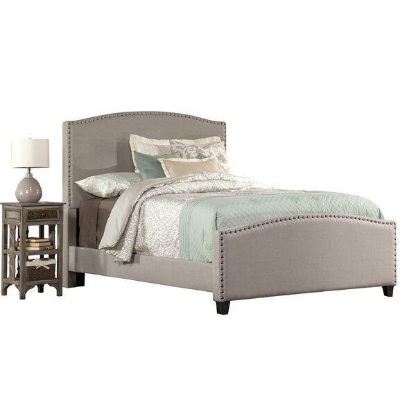 Granger Upholstered Standard Bed by Darby Home Co Darby Home Co