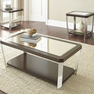 Cottingham 2 Piece Coffee Table Set by Ivy Bronx