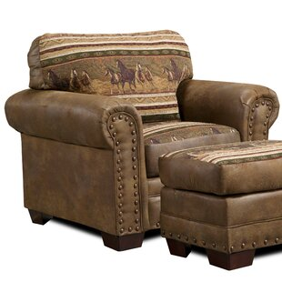 Review Lodge Armchair by American Furniture Classics