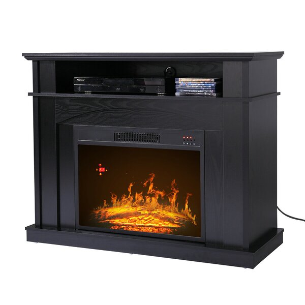Serhat Electric Fireplace By Red Barrel Studio