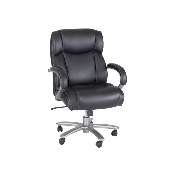 Kaylor Big and Tall Mid-Back Executive Chair by Symple Stuff
