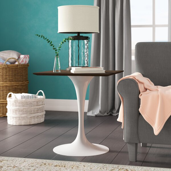 Julien 28 Wood Side Table by Langley Street