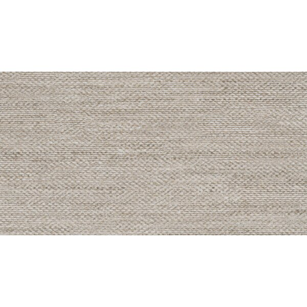 Craft 12 x 24 Porcelain Field Tile in Rope by Tesoro