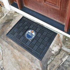 NHL - Edmonton Oilers Medallion Doormat by FANMATS