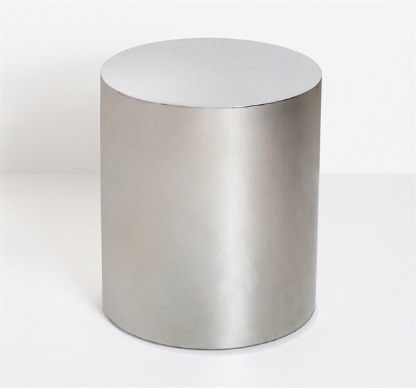 Aubrey Cylinder End Table by Interlude