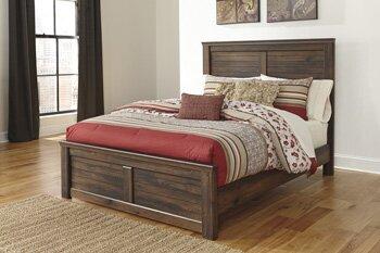 Saint Marys Wood Panel Bed by Laurel Foundry Modern Farmhouse