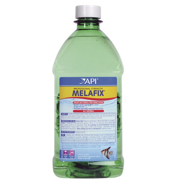 Melafix Antibacterial Remedy by Pondcare