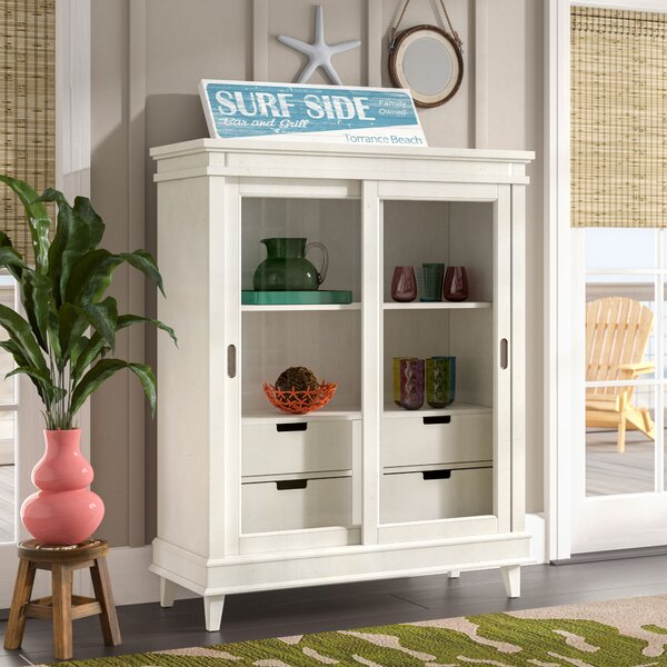 Rowell Standard Display Stand by Beachcrest Home