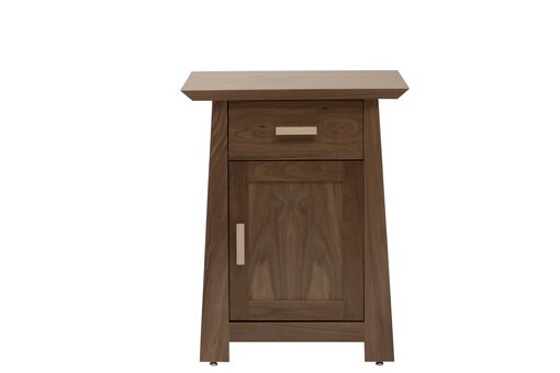 Hamilton 1 Drawer Nightstand by Urbangreen Furniture