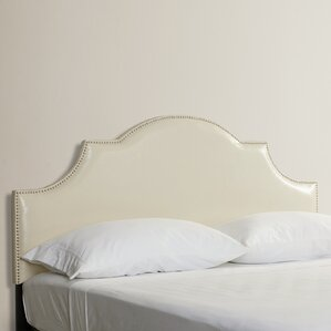 Charlayne King Upholstered Panel Headboard by Willa Arlo Interiors