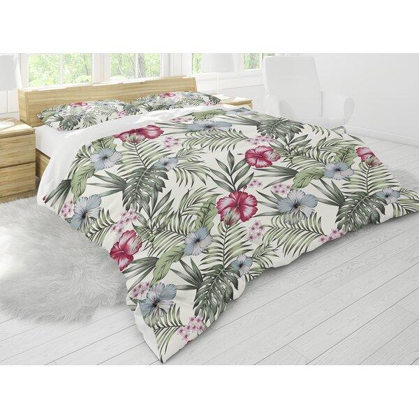 Donna Tropical Jungle Comforter Set