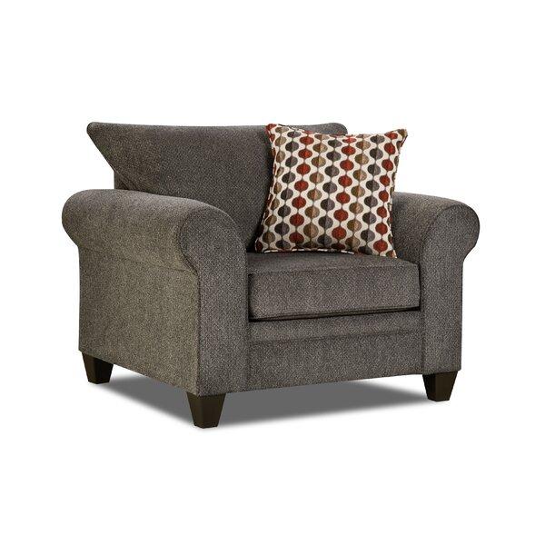 Degory Armchair by Alcott Hill