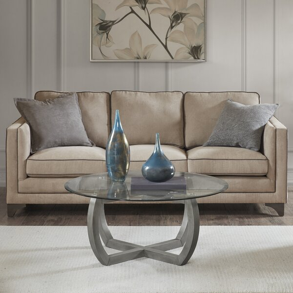 Nob Hill Coffee Table by Madison Park Signature