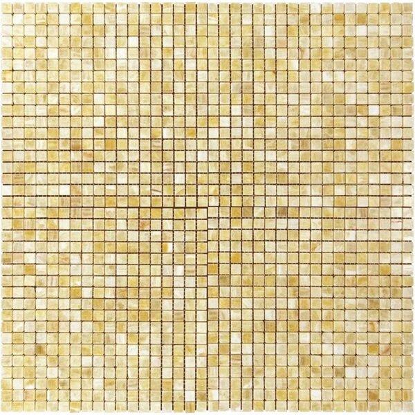 Marble Grid Mosaic Wall & Floor Tile