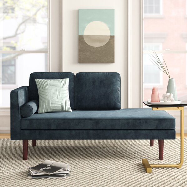 Juliette Mid Century Chaise Lounge By Foundstone™