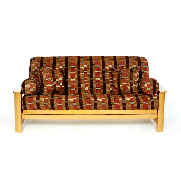 Boulder Box Cushion Futon Slipcover by Lifestyle Covers