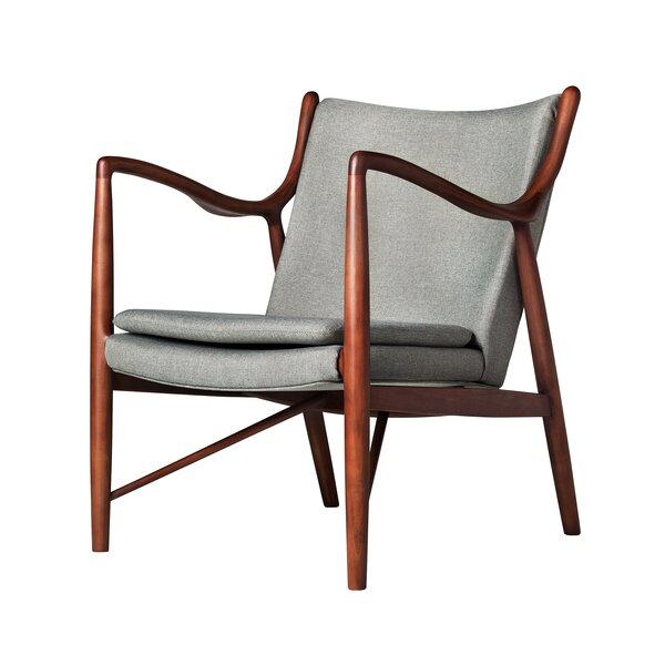 Byrnes Armchair by Corrigan Studio