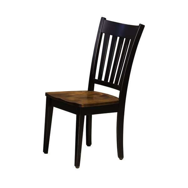 Watertown Solid Wood Dining Chair by August Grove August Grove