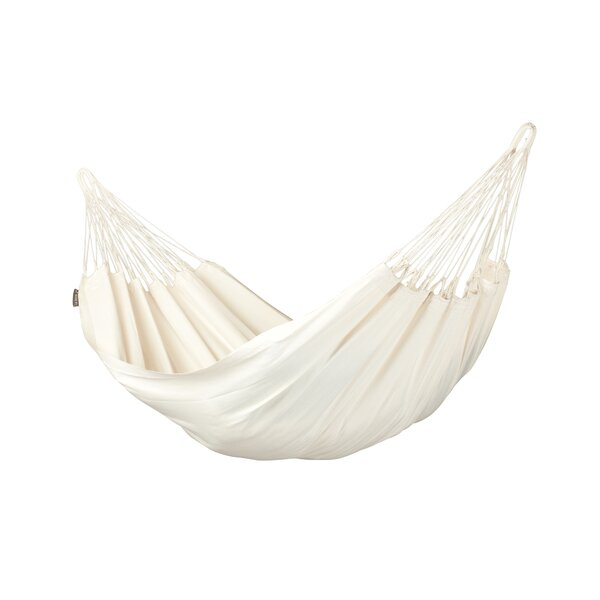 MODESTA Organic Single Cotton Tree Hammock by LA SIESTA LA SIESTA