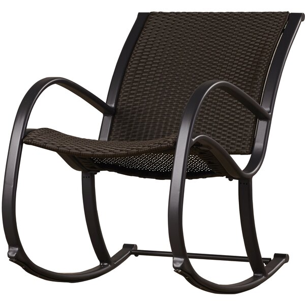 Freeburg Rocking Chair By Alcott Hill by Alcott Hill Herry Up