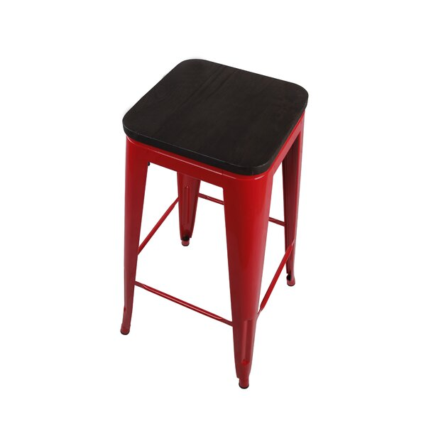Calanthe 30 Bar Stool (Set of 2) by Williston Forge