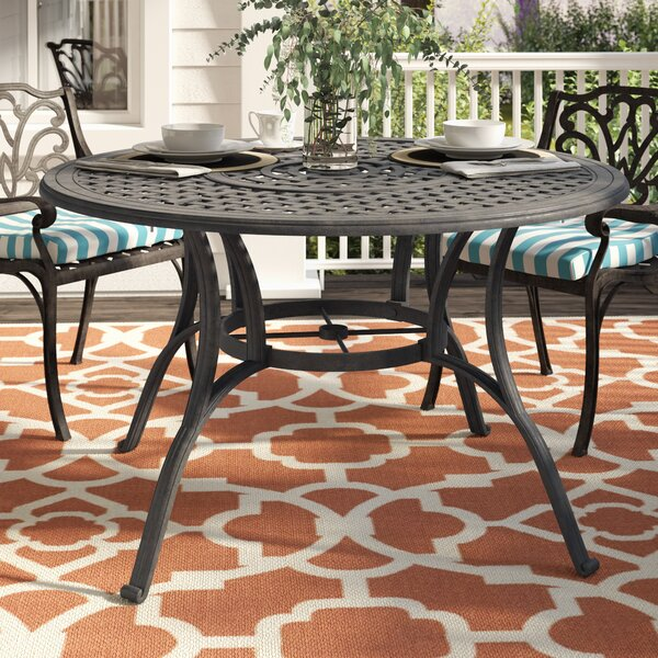 Maytown Circular Dining Table by Darby Home Co