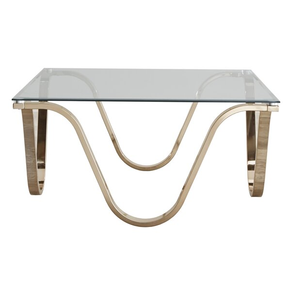 Linklater Coffee Table by House of Hampton