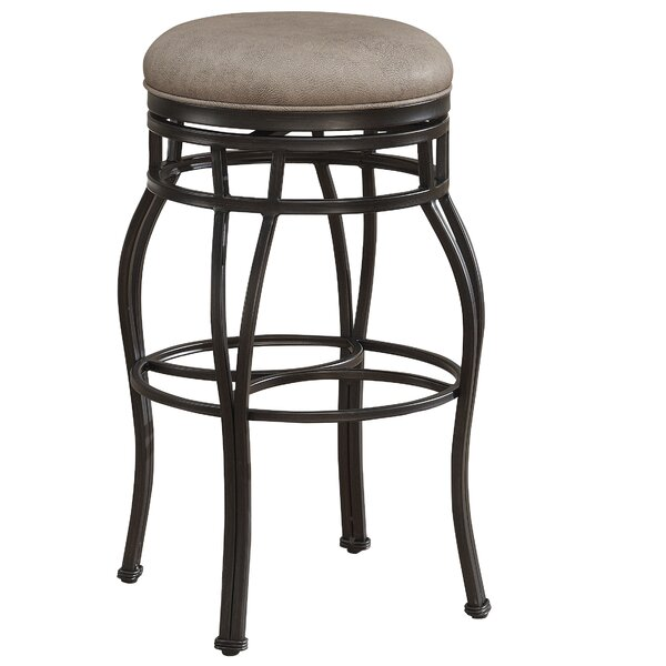 Gilman 26 Swivel Bar Stool by Darby Home Co