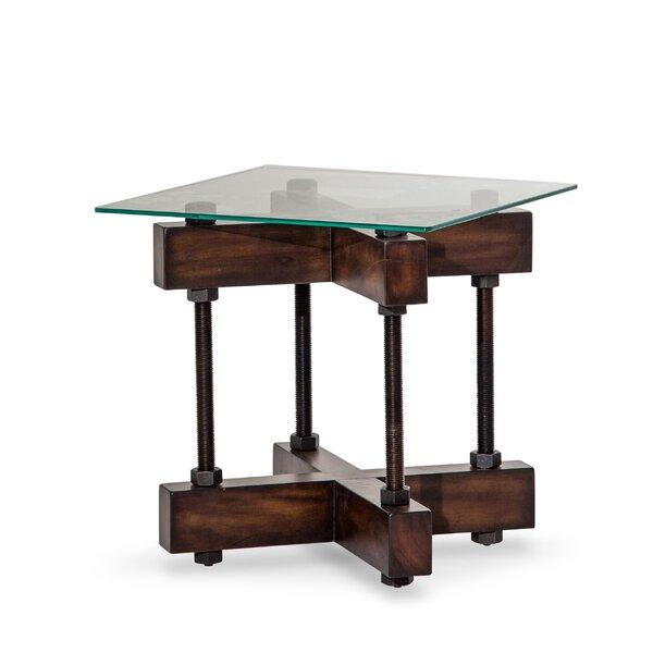 Killington End Table by Michael Amini