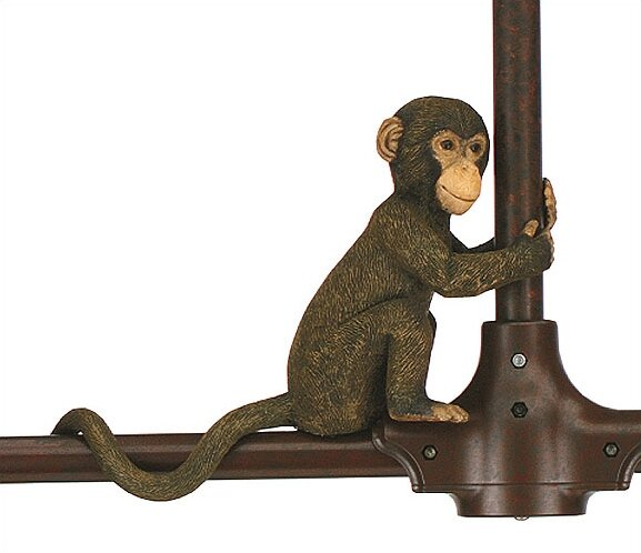 Palisade Ceiling Fan Monkey Accessory by Fanimatio
