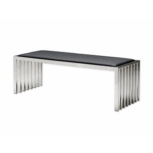 Kade Stainless Steel Bench by Mobital Top Reviews