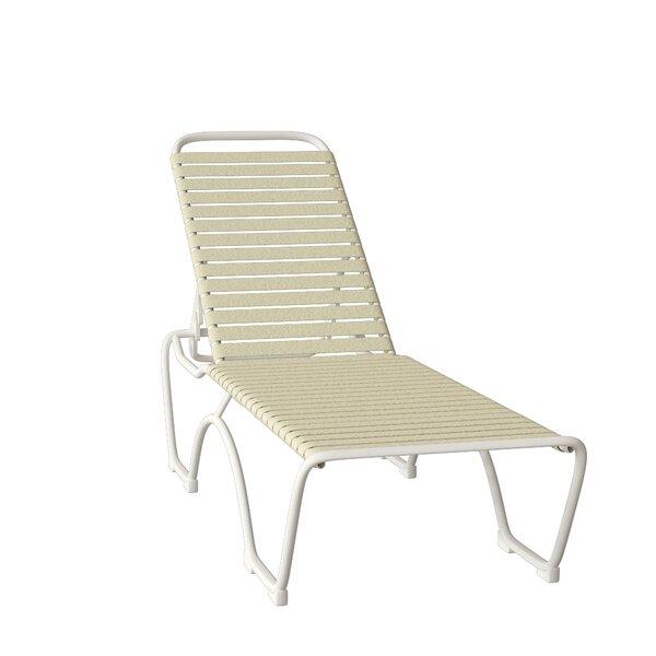 Kahana Reclining Chaise Lounge by Tropitone Tropitone