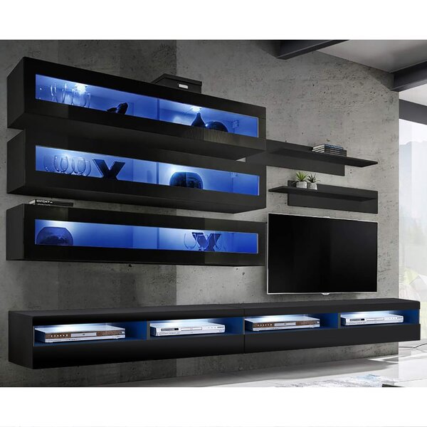 Lovette Floating Entertainment Center for TVs up to 70