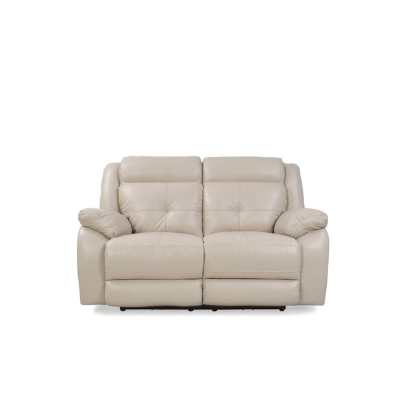 Best Offer Oshawa Reclining Loveseat by Red Barrel Studio by Red Barrel Studio