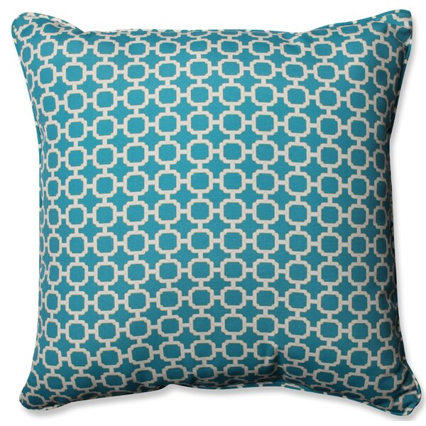 Hockley Outdoor/Indoor Throw Pillow by Pillow Perfect