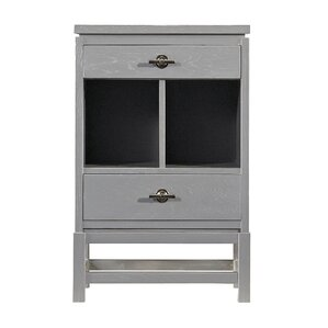 Blackburn 2 Drawer Nightstand by Rosecliff Heights