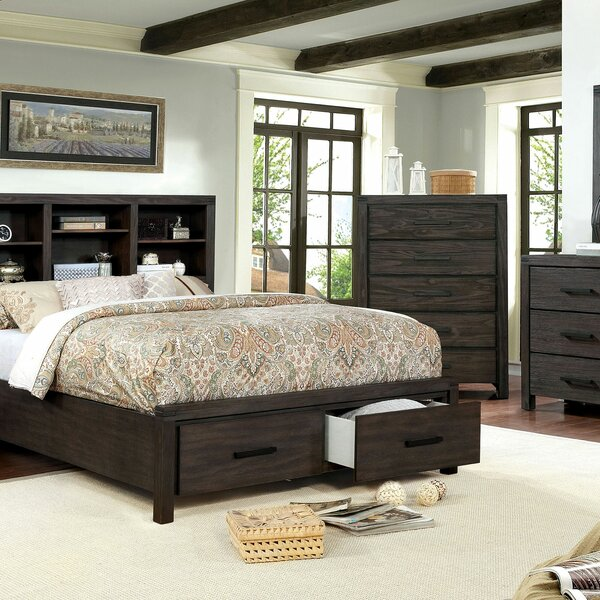 Mathias Storage Platform Bed By Gracie Oaks
